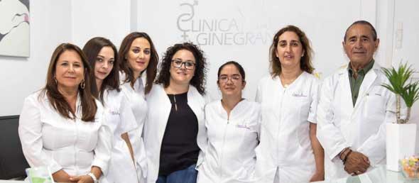 equipo-medico-sanitario-de-clinica-ginegranada